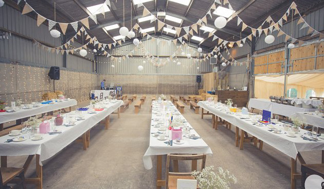 yummy yorkshire barn wedding 2
