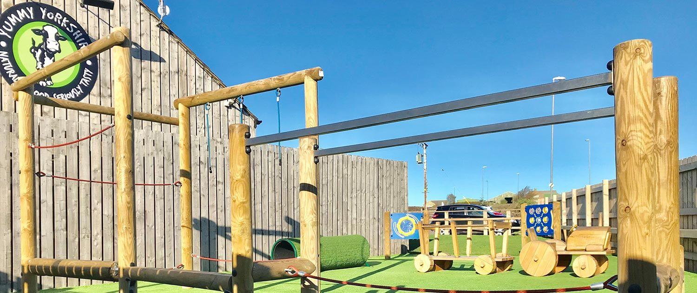 play area slider